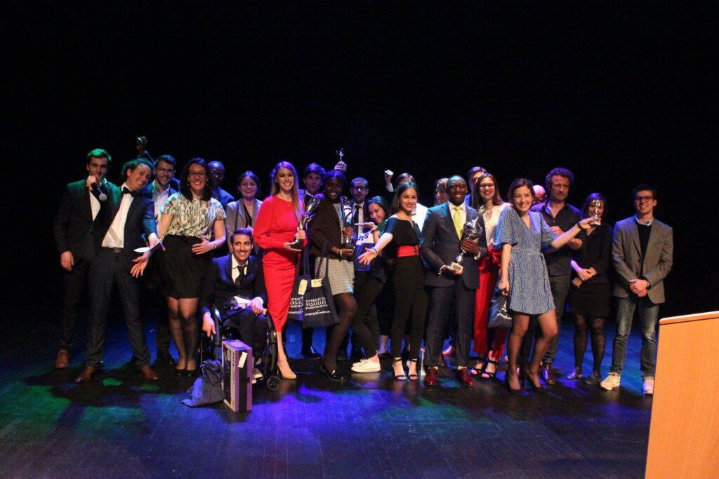 La finale de la 3ème édition s'est déroulée le 18 avril 2019 au Théâtre de Saint-Quentin-en-Yvelines